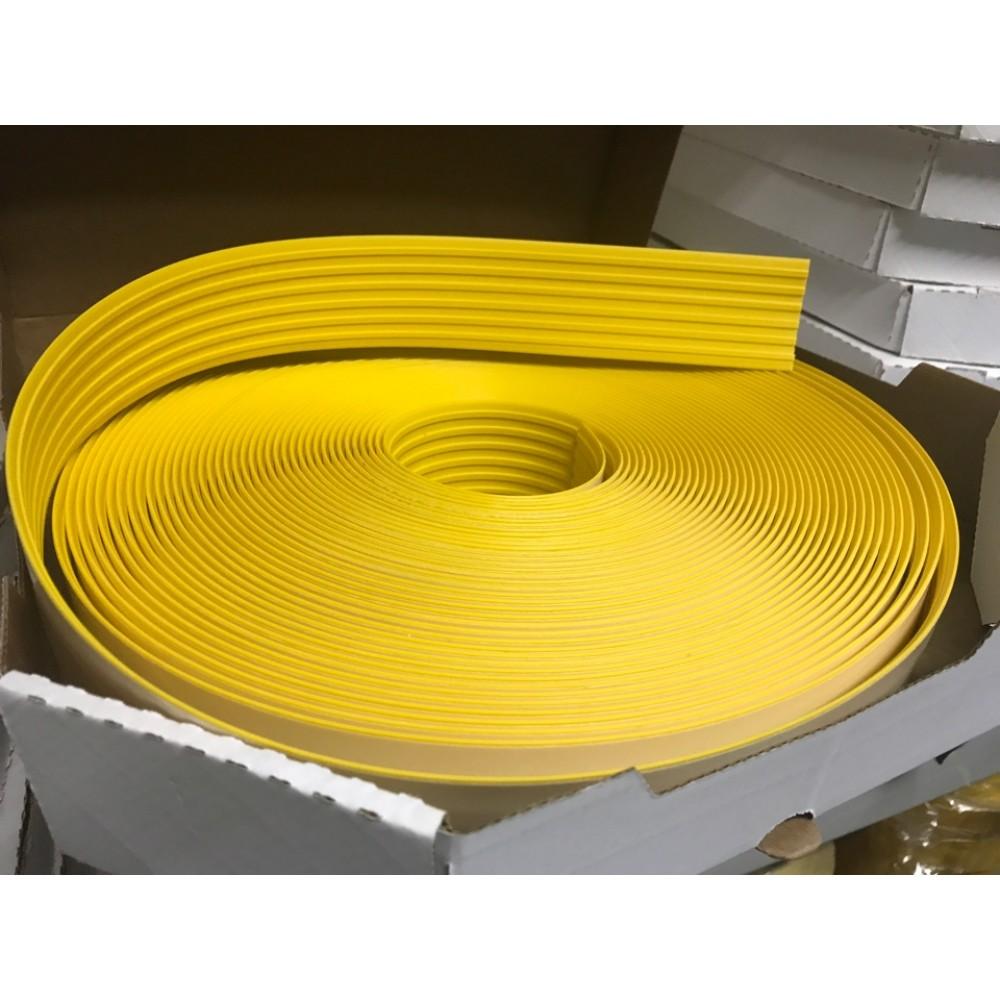 Тактильная направляющая лента (50 мм) на самоклеящейся основе