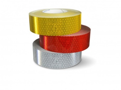 Как работают светоотражающие ленты