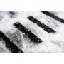 Алюминиевая полоса 114мм с противоскользящейлентой