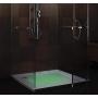Самоклеющеяся антискользящая фотолюминисцентная виниловая лента Glow Peva Anti Slip эластичная. Цвет: салатовый